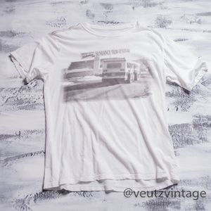 Sundance Film Festival 2014 Graphic Tee Men's XL